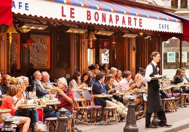 Французкие улочки