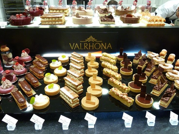 Ecole du Grand Chocolat of Valrhona