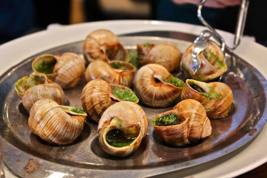 Кухня в регионах Франции