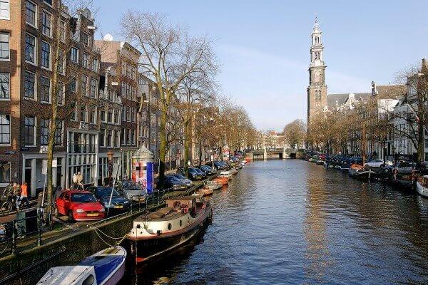 путешествие по Рейну из Амстердама до Базеля