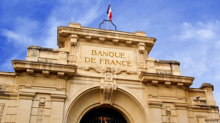 банк де франс, экономика франция