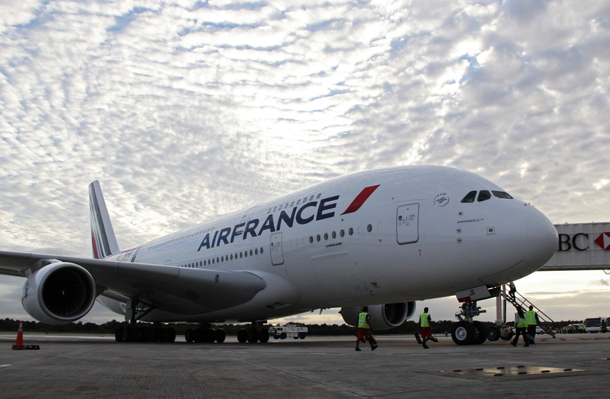 airfrance самолёт